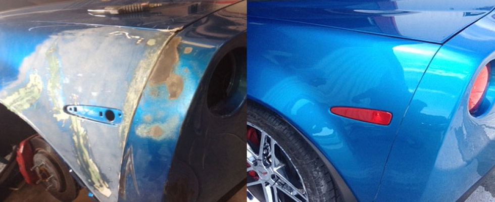 Ajs Autobody Paint And Body Shop In Grand Prairie
